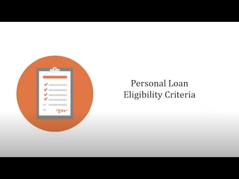 Personal Loan Eligibility Criteria- Check Eligibility to Apply for a Personal Loan | Fullerton India HD
