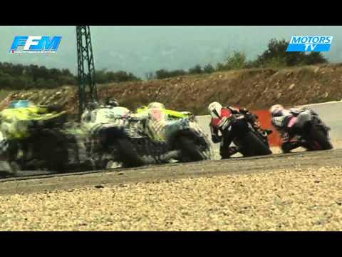 FSBK Ledenon 2 – Supersport