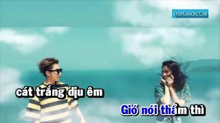 KARAOKE Bình Yên Những Phút Giây   Sơn Tùng M TP beat