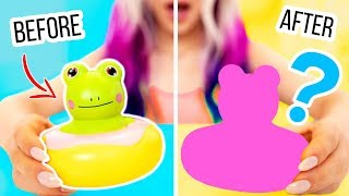 Squishy Makeover: Fixing My Squishies Challenge!