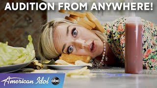 You can audition from ANYWHERE! - American Idol 2022