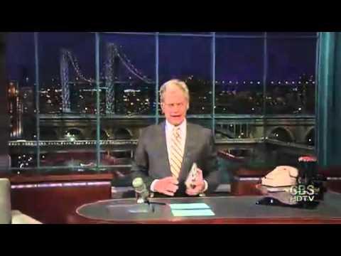 The kooks - Eddie's gun (live on Letterman)
