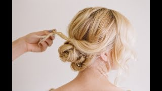 Casual Updo Hairstyles - 12 Great Hair Styling Tips
