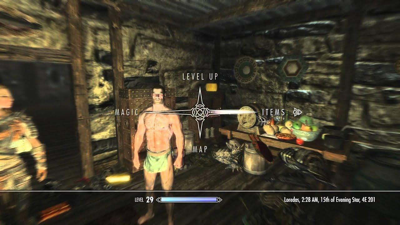 iron claw item code skyrim