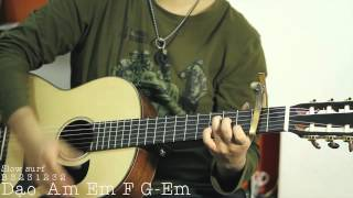 [Guitar]Hướng dẫn: Mình yêu nhau đi - Bích Phương