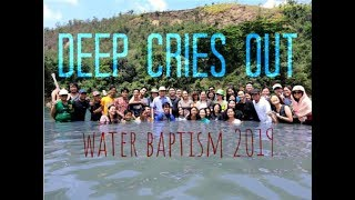 Deep Cries Out by Bethel Music - Transcend Worship Cover (Water Baptism 2019)