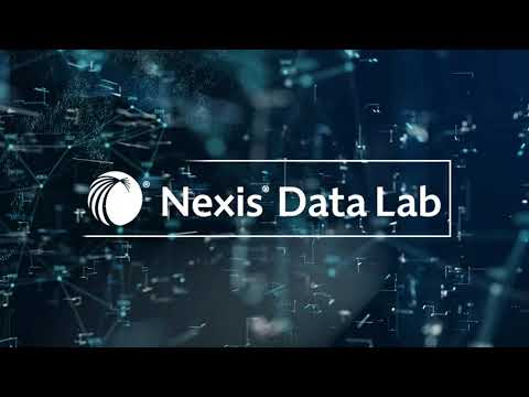 How does Nexis Data Lab work? Perform a search across the world-leading Nexis new archive. Apply post-search filters to narrow in on results. When satisfied with the data set, import it into a Jupyter notebook workspace. Apply your own code or use a variety of pre-packaged modules to perform analysis, view trends, understand sentiment and create visualizations.