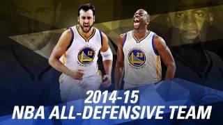 2014-15 All-Defensive Team