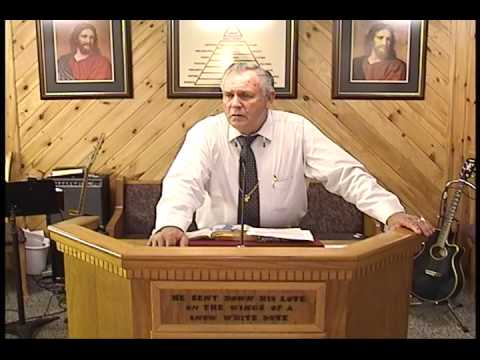 15-0715 - The Glory of His Person Pt.52 (Speaks to Both Churches) - Samuel Dale