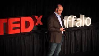 I See Dead People: Dreams and Visions of the Dying | Dr. Christopher Kerr | TEDxBuffalo