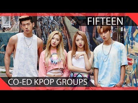 15 Co-Ed KPOP Groups