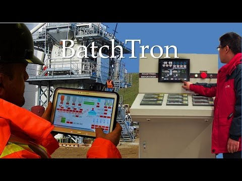 BatchTron Concrete Batch Controls