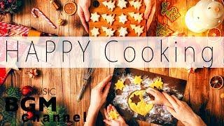 Happy Cafe Music - Jazz & Bossa Nova Instrumental Music For Cooking, Work, Study