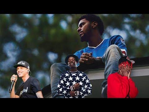 Celebrities Talk About J. Cole (Joey Bada$$, Logic, Lil Yachty)