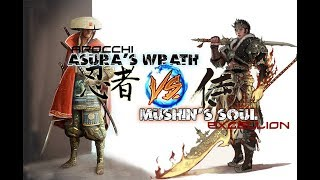 Black Desert - Musa vs Ninja   Best of 9 - Excellion vs Arocchi