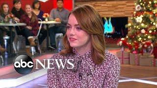 La La Land | Emma Stone Interview
