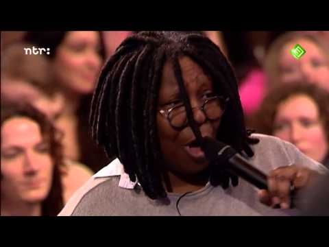 Baixar Whoopi Goldberg & ZO! Gospel Choir - Oh Happy Day (College Tour)