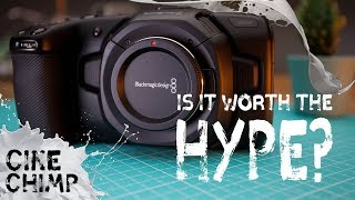 Why the Blackmagic Design Pocket 4k is simply AMAZING!