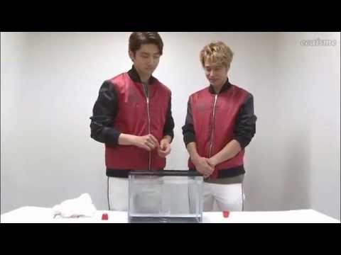 [HM] 140826 Mission Card 35 (Eng Sub)