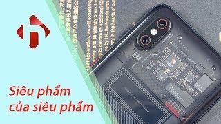Mở Hộp Xiaomi Mi 8 Explorer Edition tại Việt Nam, Em này có đáng mua hơn Note 9 không ? | HungMobile