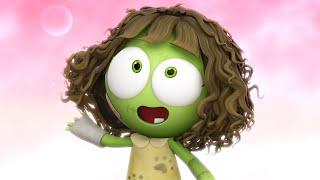 Spookiz | I nuovi capelli di Zizi | Cartoni animati per bambini | WildBrain