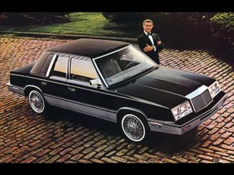 Chrysler Lebaron Is First Produced World History Project