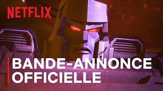 Transformers : la guerre pour cybertron :  bande-annonce VOST