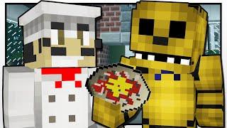 Minecraft | THE PIZZERIA INSPECTOR | Custom Mod Adventure