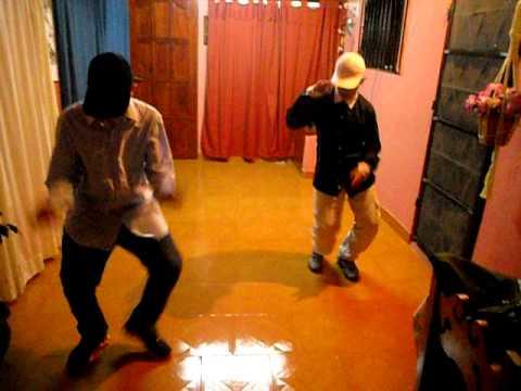 bailando, los  rompediscotekas