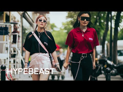 Streetsnaps Paris Fashion Week Spring/Summer 2018