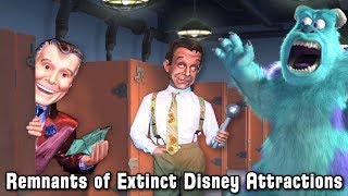 Yesterworld: 5 Traces & Remnants of Extinct Disney Theme Park Attractions