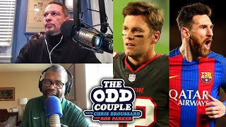 Chris Broussard & Rob Parker - Why Isn't the NFL As Popular Overseas?