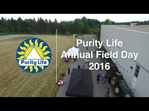 Bringing Purity Life's Core Values To Life: First Annual Field Day Event