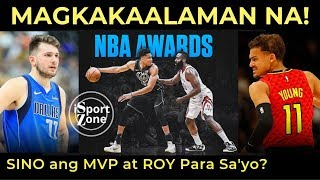 2019 NBA MVP   HARDEN o ANTETOKOUNMPO? Sa Wakas Malalaman Na   Luka vs. Trae