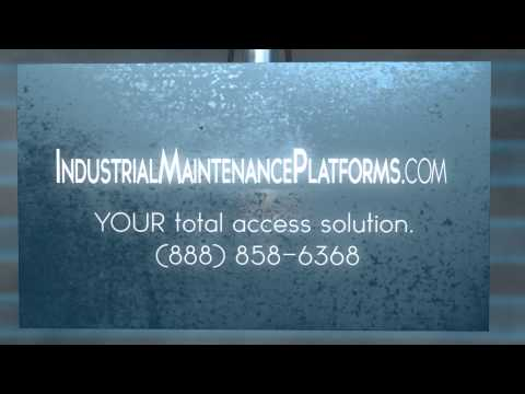 OSHA Compliant Aircraft Maintenance Platforms