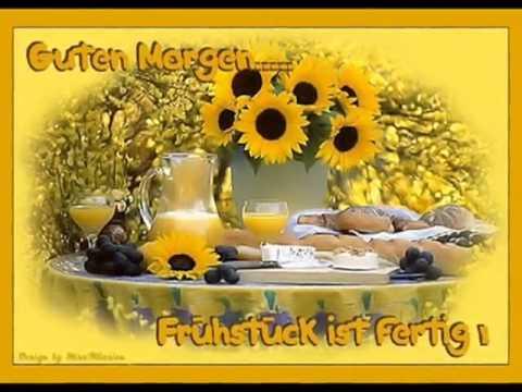 Guten Morgen SMS Sprüche Lied - YouTube