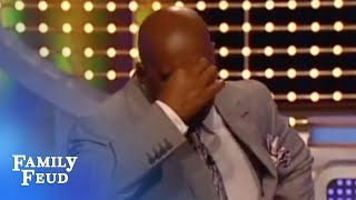 Steve Is Confused! | Family Feud
