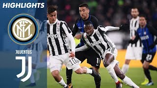 Inter 2-3 Juventus | Highlights | Giornata 35 | Serie A TIM 2017/18