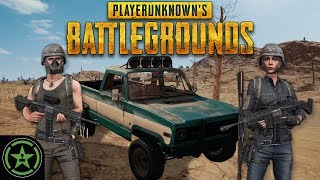 Let's Play - PlayerUnknown's BattleGrounds: The Honkin' Homies