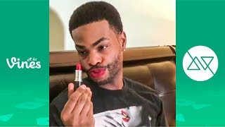 Try Not To Laugh watching Funny King Bach Vines and Instagram Videos 2017 #2