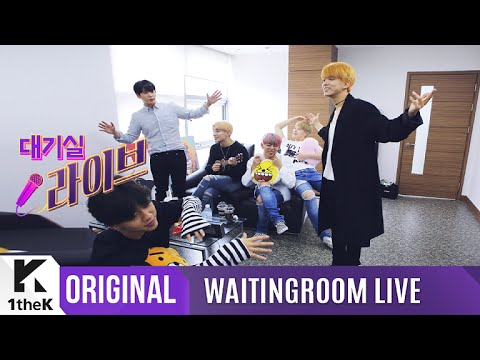 WAITINGROOM LIVE: B.A.P(비에이피)_A Waitingroom? Or a club? B.A.P's Newest Song