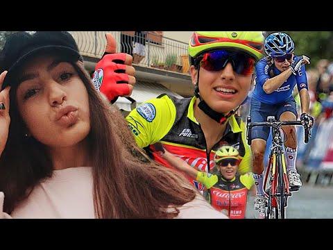 """Alessia Patuelli a """"Cicliste in streaming"""""""