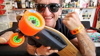FIRST EVER BOOSTED BOARD 2!!!