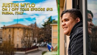 JUSTIN MYLO ► ON / OFF TOUR #13 - The Destroyer in Italy 💪🇮🇹