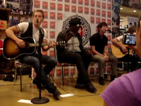 Plain White T's - Natural Disaster Acoustic (live)