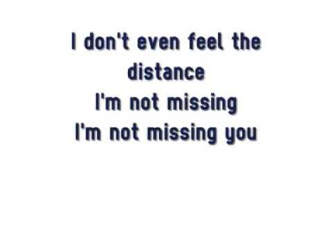 Stacie Orrico - Im Not Missing You With Lyrics