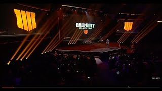 Official Call of Duty®: Black Ops 4 —Community Reveal Event Livestream