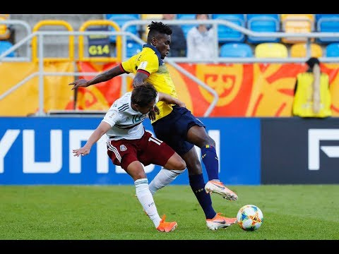 MATCH HIGHLIGHTS - Ecuador v Mexico - FIFA U-20 World Cup Poland 2019