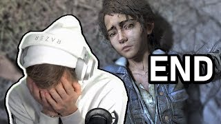 Walking Dead - Final Season - Part 4 END - this is so sad