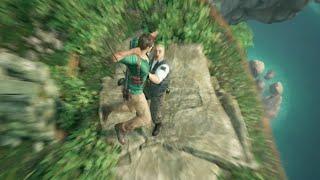Uncharted 4 disponible sur ps4 :  bande-annonce